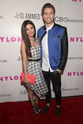 Victoria Justice - NYLON Young Hollywood Party in Hollywood, May 2015