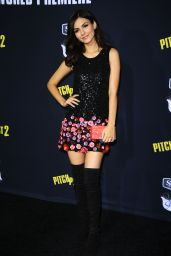 Victoria Justice – Pitch Perfect 2 Premiere in Los Angeles