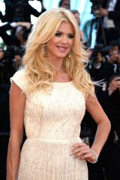 Victoria Silvstedt - Inside Out Premiere at 2015 Cannes Film Festival