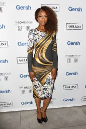 Yaya DaCosta – 2015 Gersh Upfronts Party at Asellina at the Gansevoort in New York City