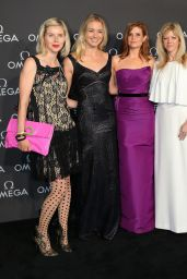 Yvonne Strahovski - Omega Celebrates 45th Anniversary of Apollo 13 Mission Launch