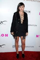 Zelda Williams - NYLON Young Hollywood Party in West Hollywood, May 2015