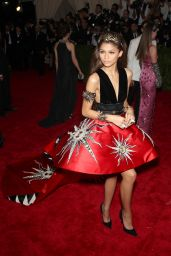 Zendaya Coleman – 2015 Costume Institute Benefit Gala in New York City