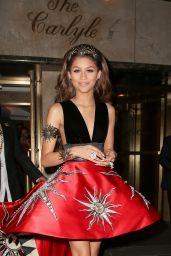 Zendaya Coleman – Leaving a Hotel in NYC, May 2015