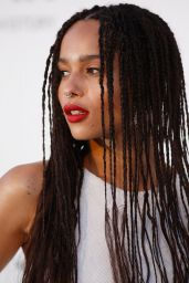 Zoe Kravitz – 2015 amfAR Cinema Against AIDS Gala in Antibes (France)