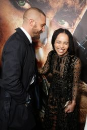 Zoe Kravitz - Mad Max: Fury Road Premiere in Hollywood