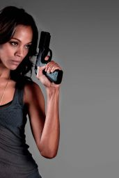 Zoe Saldana Wallpapers (+17)