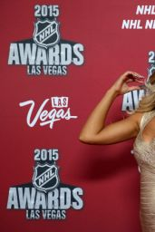 Samantha Hoopes - 2015 NHL Awards in Las Vegas