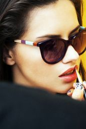 Adriana Lima - Vogue Eyewear Campaign for