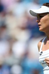 Agnieszka Radwanska – 2015 Aegon International in Eastbourne – Quarter Final