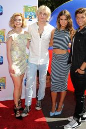 aia Mitchell - Teen Beach 2 Premiere in Burbank