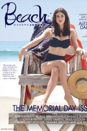 Alexandra Daddario - Modern Luxury Magazine June 2015 Issue