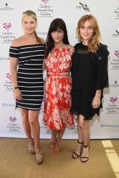 Ali Larter - Charlotte & Gwenyth Gray Foundation Tea Party in Brentwood