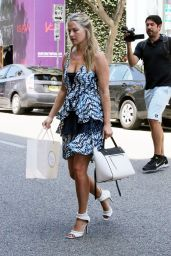 Ali Larter - Out Shopping in Beverly Hills, June 2015