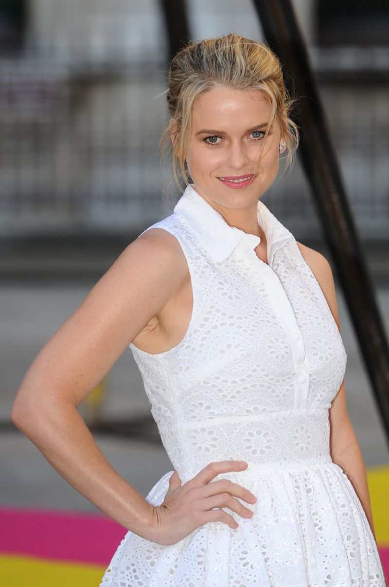 Alice eve 2015 royal academy of arts summer exhibtion in london