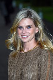 Alice Eve - Vogue and Ralph Lauren Wimbledon Party in London, June 2015