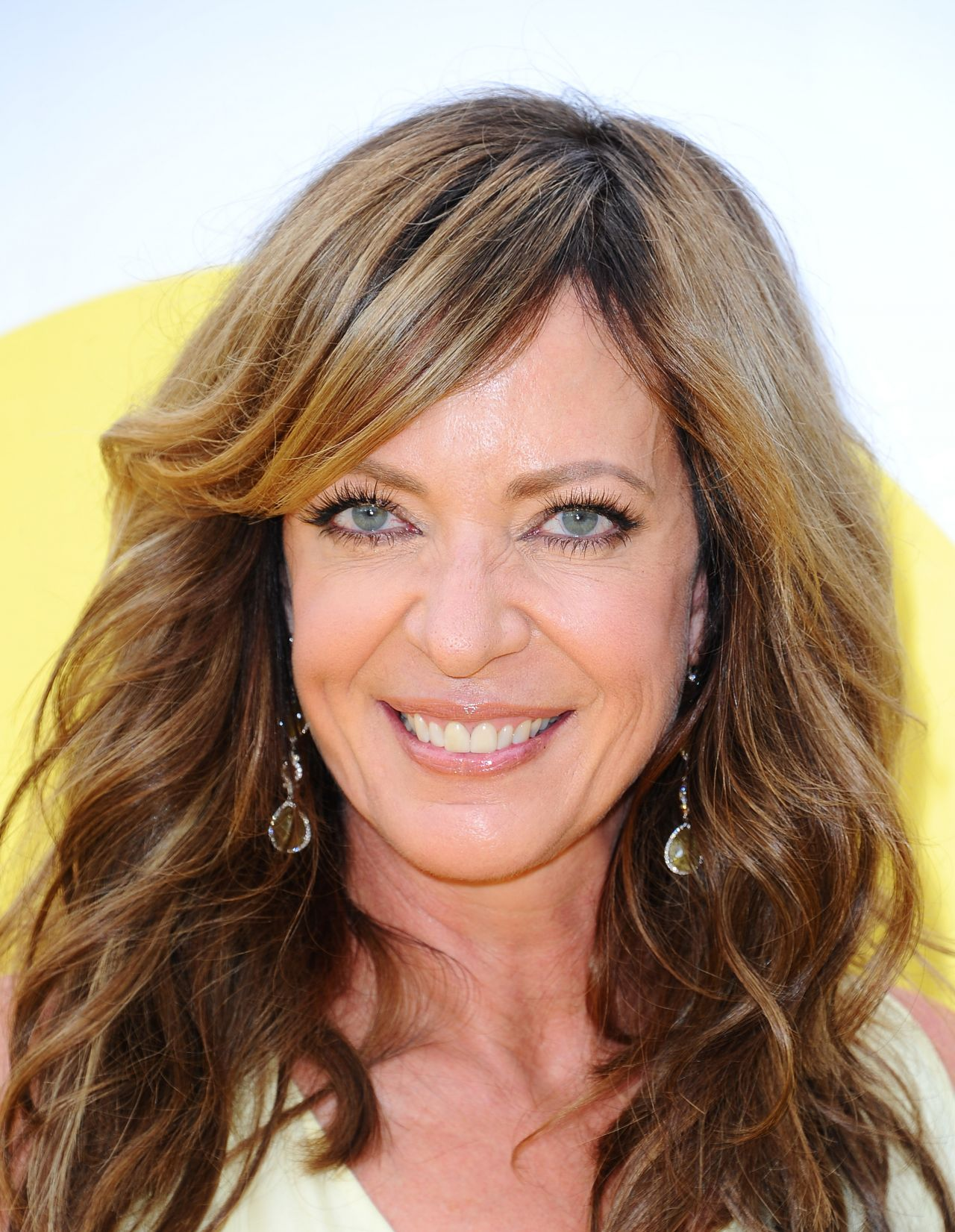 Allison Janney Minions Premiere In Los Angeles