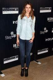 Amanda Crew – 2015 Step Up Women's Network Inspiration Awards in Beverly Hills