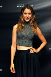 Amanda Crew - Weepah Way For Now Screening at LA Film Festival