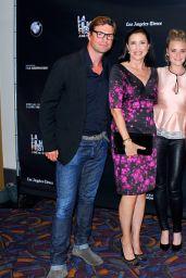 Amanda Crew - Weepah Way For Now Screening at LA Film Festival