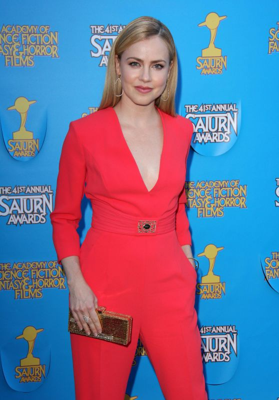 Amanda Schull - The 41st Annual Saturn Awards in Burbank