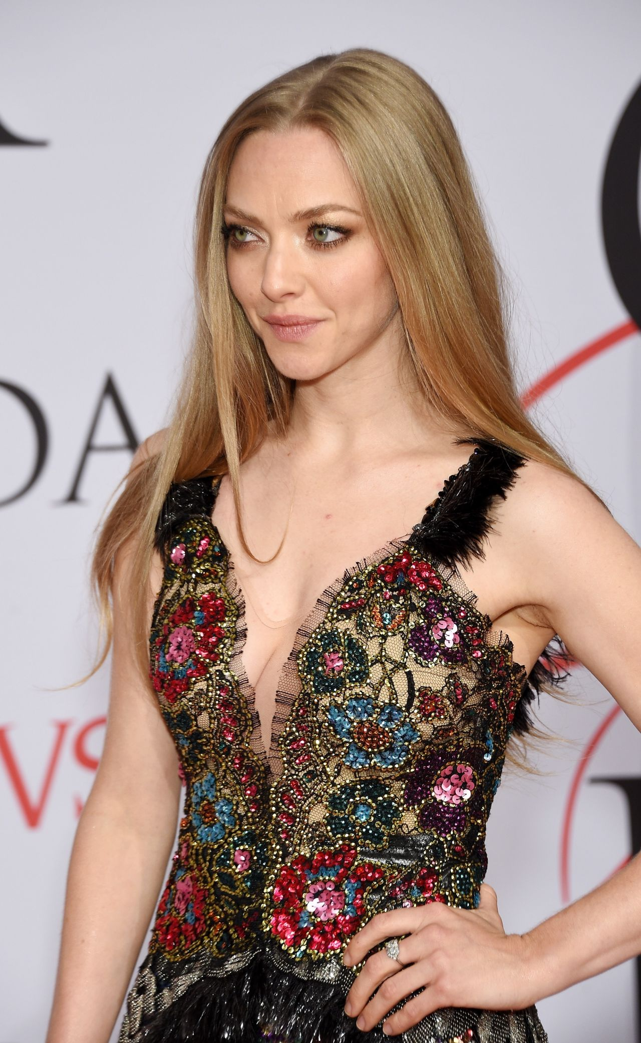 Amanda Seyfried – 2015 CFDA Fashion Awards in New York City Amanda Seyfried