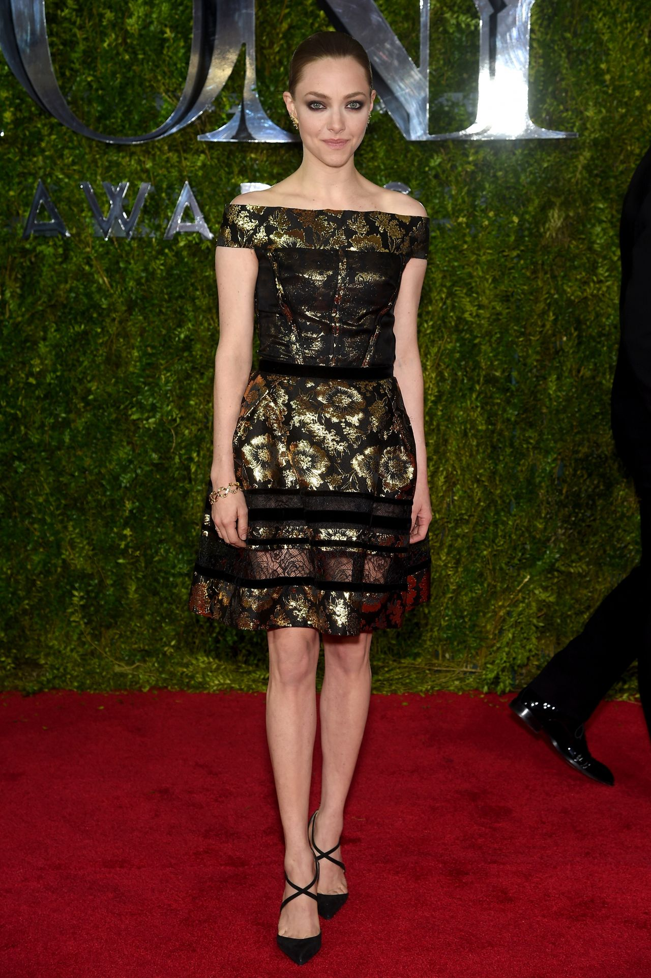 Amanda Seyfried – 2015 Tony Awards in New York City