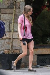 Amanda Seyfried - Out in New York City, June 2015