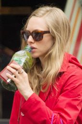 Amanda Seyfried Street Style - NYC, June 2015