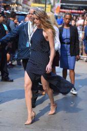 Amber Heard Style -New York City - June 2015