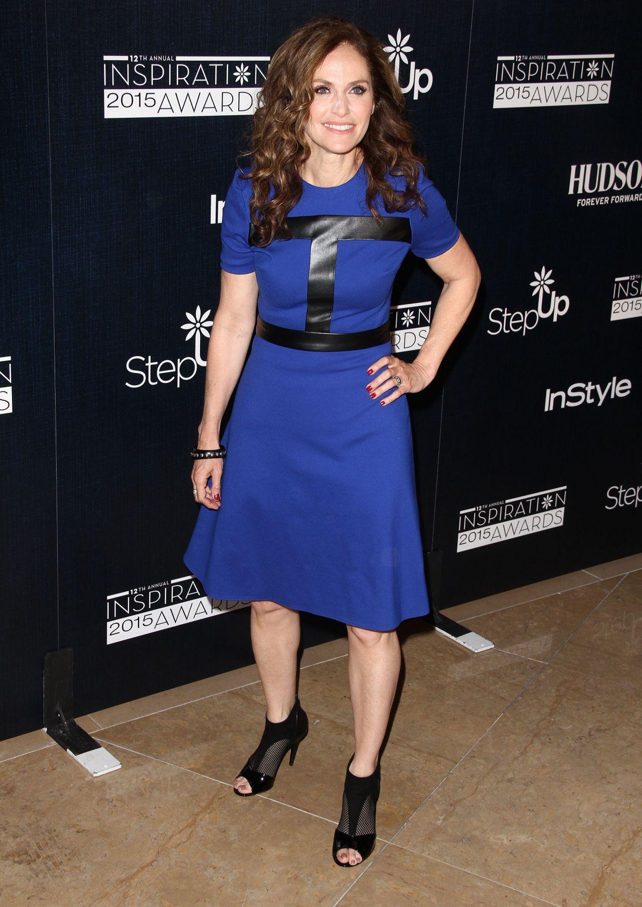Amy Brenneman 2015 Step Up Women S Network Inspiration