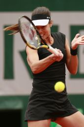 Ana Ivanovic – 2015 French Tennis Open at Roland Garros in Paris – 4th Round