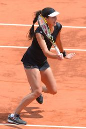 Ana Ivanovic – 2015 French Tennis Open at Roland Garros in Paris – Quarterfinals