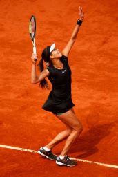 Ana Ivanovic – 2015 French Tennis Open – Quarterfinals (more pics)