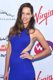 Ana Ivanovic Style - Pre-Wimbledon Party 2015 at Kensington Roof Gardens 99 in London