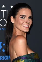 Angie Harmon – 2015 Critics Choice Television Awards in Beverly Hills