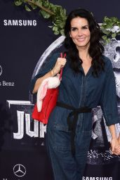 Angie Harmon - Jurassic World Premiere in Hollywood