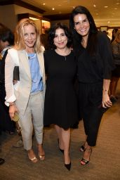Angie Harmon - Tiffany & Co. And Women In Film Celebrate Sue Kroll in Beverly Hills