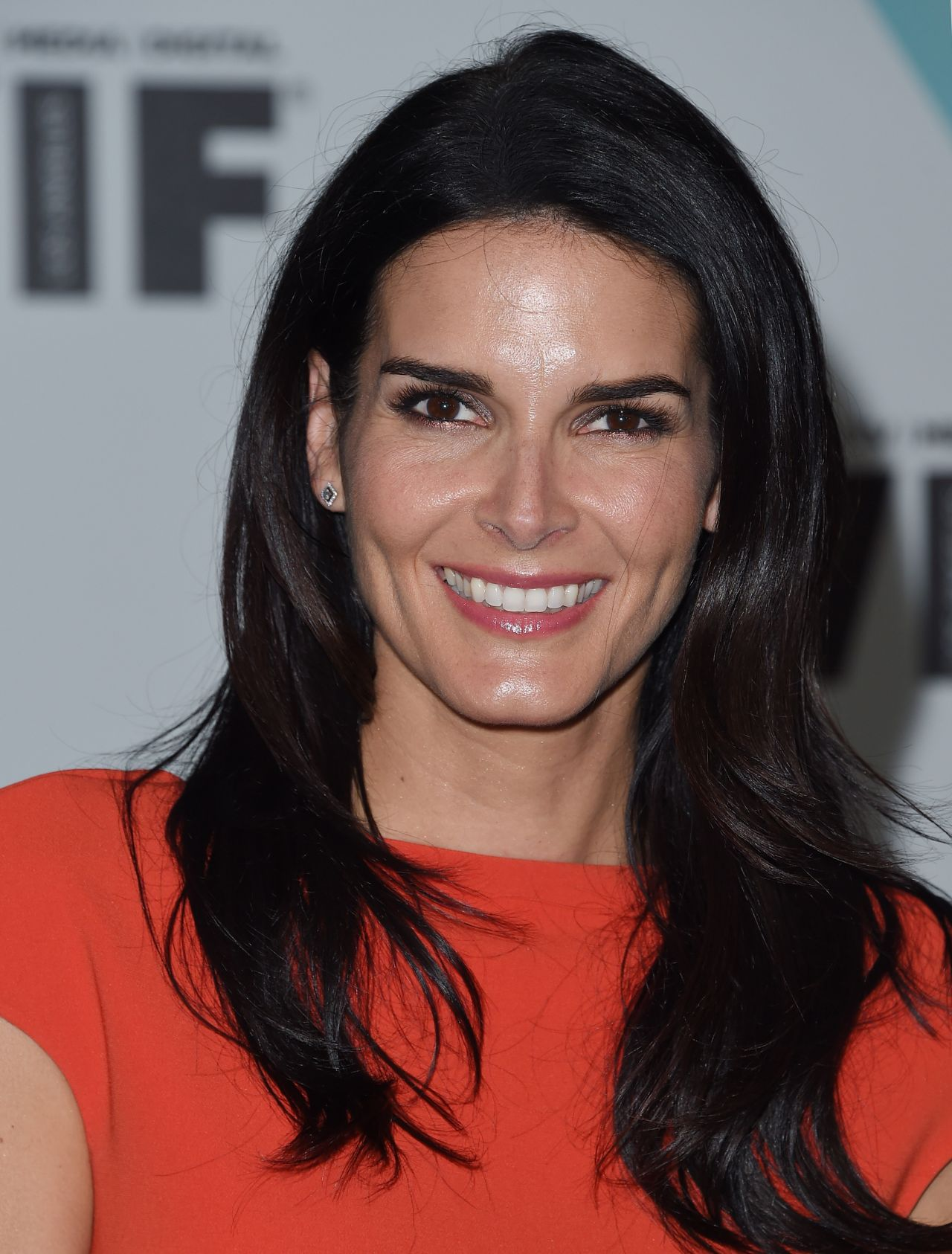 Angie Harmon At More Magazine September 2013: Women In Film 2015 Crystal + Lucy Awards In