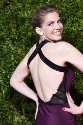 Anna Chlumsky - 2015 Tony Awards in New York City