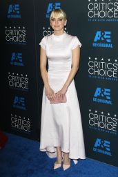 Anna Faris – 2015 Critics Choice Television Awards in Beverly Hills