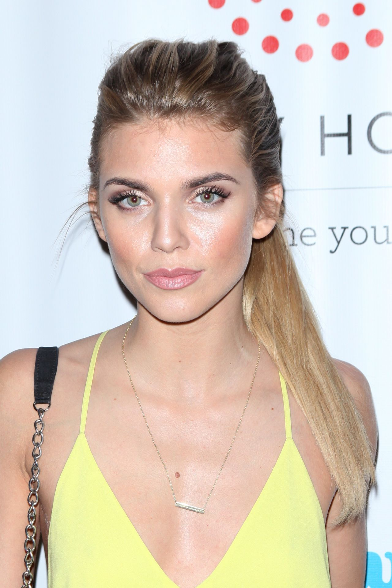 Annalynne Mccord 2015 Discover Many Hopes Gala In New