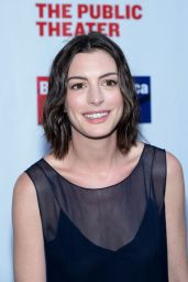 Anne Hathaway - The Public Theater