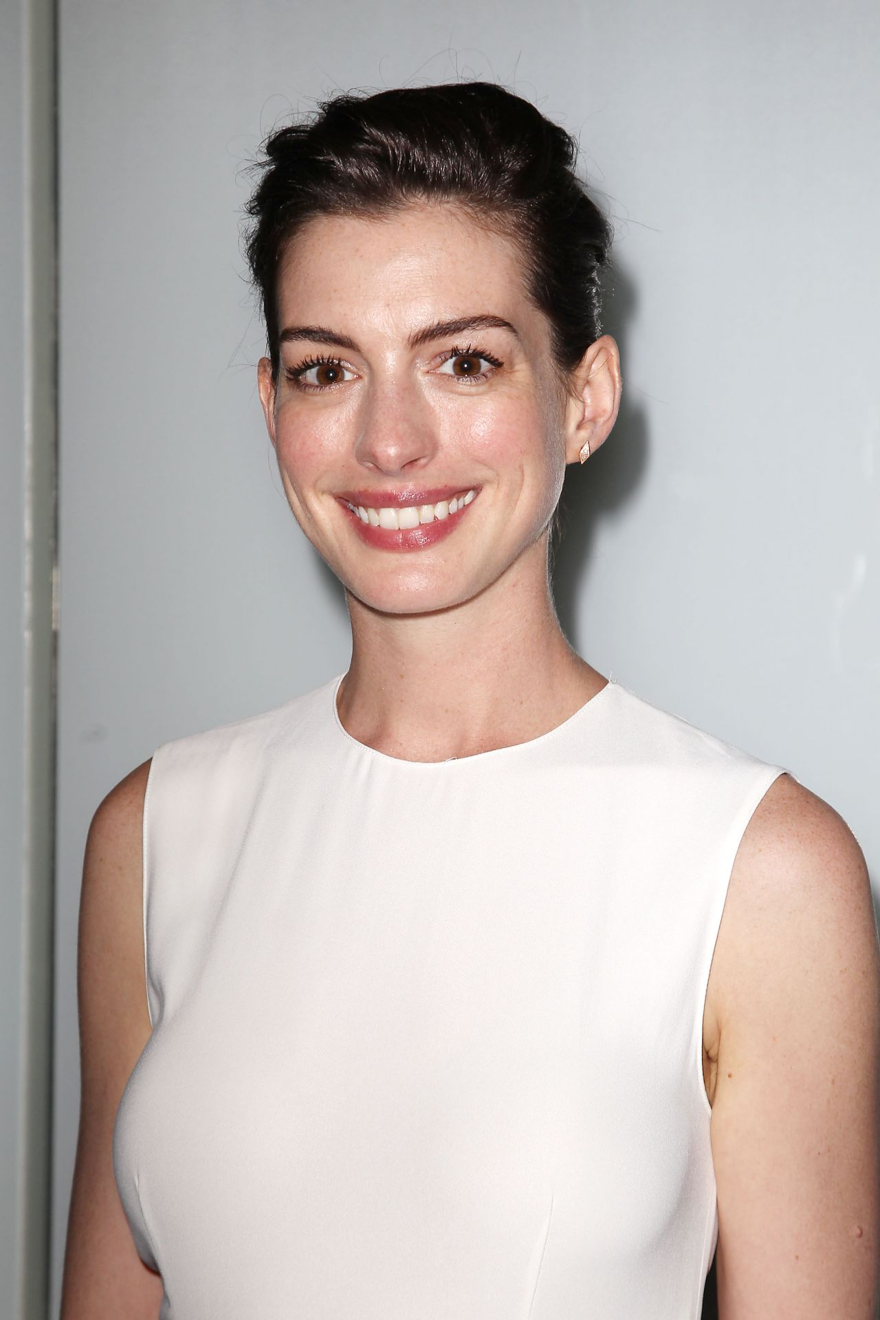 Anne Hathaway The True Cost Private Screening In New