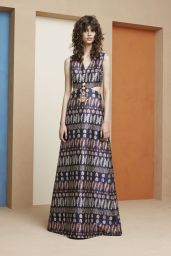Antonina Petkovic - Tory Burch Resort 2016