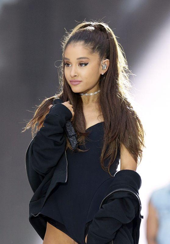 Ariana Grande - 2015 Capital FM Summertime Ball in London