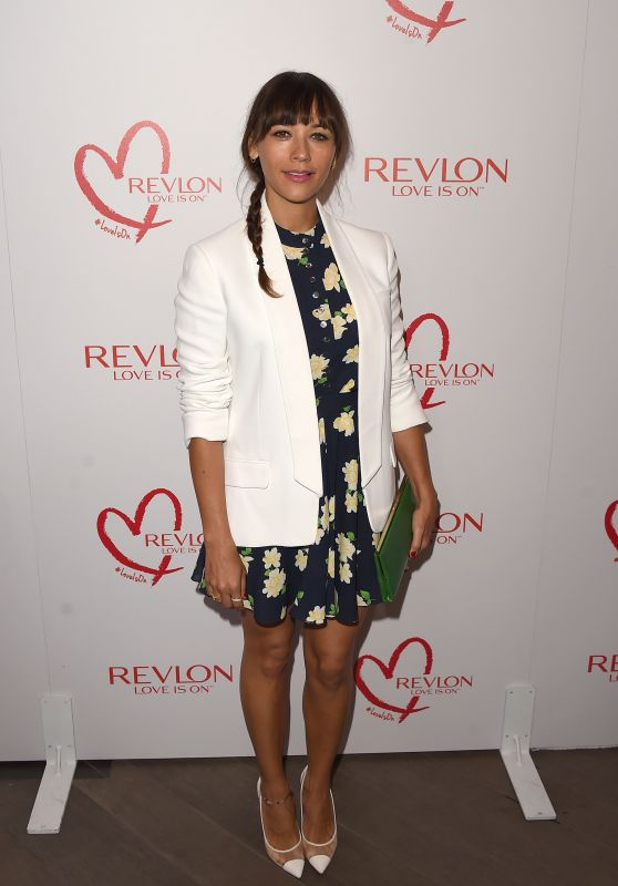 ashida Jones - Halle Berry Lunch Celebration for Women Cancer Research in Los Angeles, June 2015