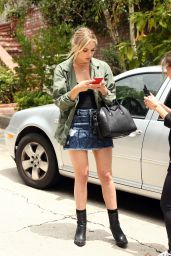Ashley Benson - Out in Beverly Hills, June 2015