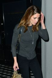 Ashley Greene Leaving Craig