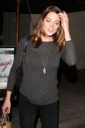 Ashley Greene Leaving Craig
